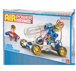 Air Power Engine Car