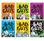 The Bad Guys 6-Pack
