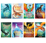 Wings of Fire 8-Pack